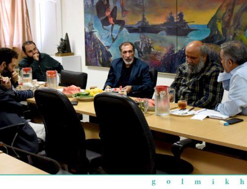 گزارش تصویری جلسه شورای سیاستگذاری انجمن روایت فتح